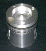 89-98 Cummins Mahle Big Bowl Piston w/rings & wrist pin