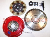 SBC Stg 3 ENDURANCE K70316F-SS-TZ clutch kit