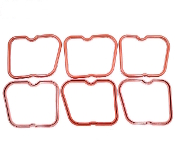 3902666 Valve Cover Gasket set of six (6) for 12v
