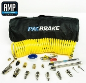 C11657 PXRB COILED AIRHOSE AND ACCESSORIES KIT Only