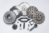 SDD3250-5K, 1994-04  5 & early 6sp Dual Disc Clutch & ISK 1.375