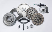 SDD3250-GK 2005.5-Newer G56 Trans Street Dual Disc Clutch