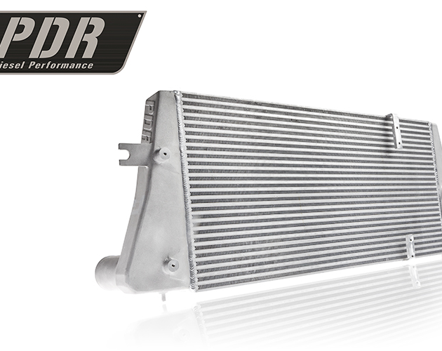 1994-02 DODGE 2ND GEN Intercooler
