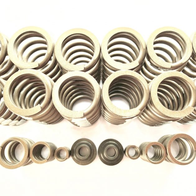 12 HD valve springs & GSK