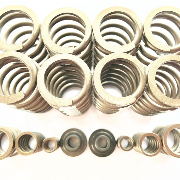 8 HD valve springs & GSK